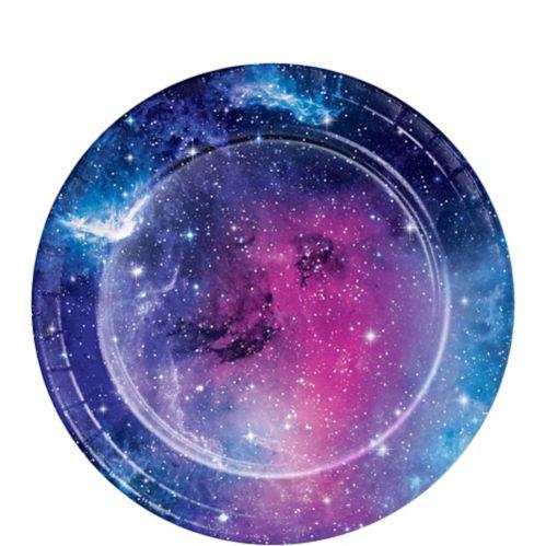Assiettes à dessert Galaxie, paq. 8