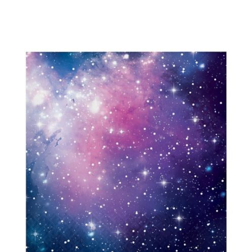 Galaxy Lunch Napkins, 16-pk