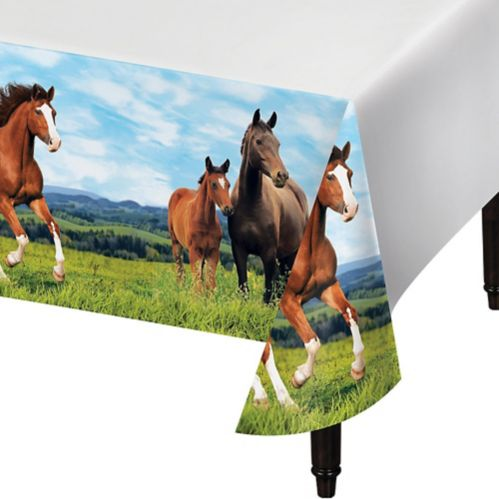 Wild Horse Table Cover