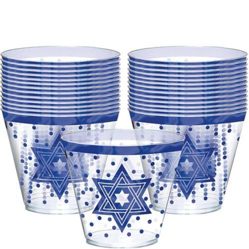 Passover Plastic Cups, 30-pk