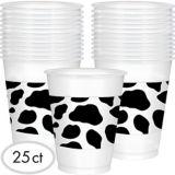 Yeehaw Western Plastic Cups, 25-pk | Amscannull