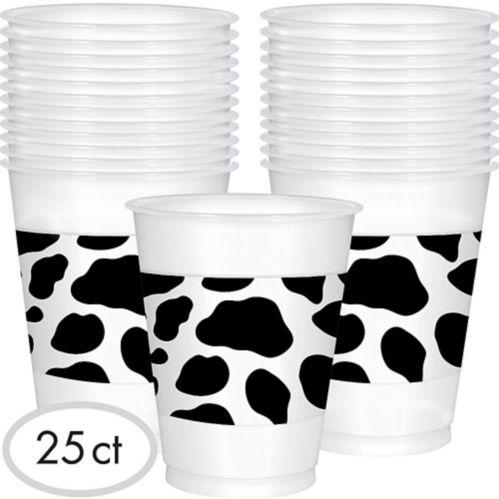 Yeehaw Western Plastic Cups, 25-pk Product image
