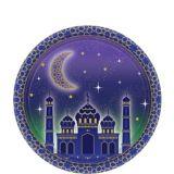 Eid Dessert Plates, 8-pk