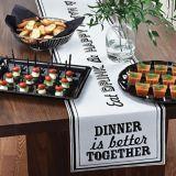 Eat & Enjoy Table Runner | Amscannull