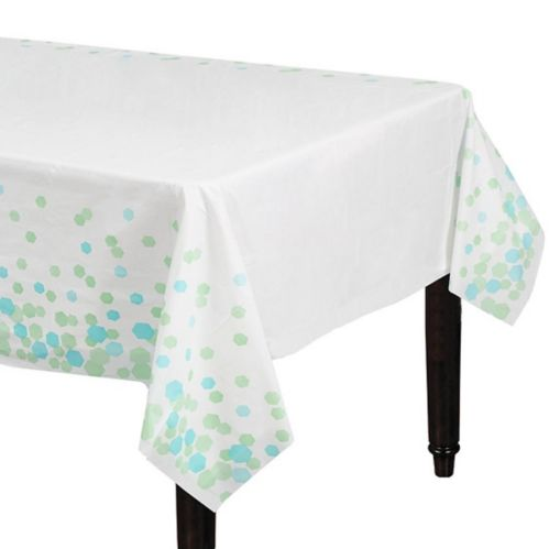 Shimmering Party Table Cover
