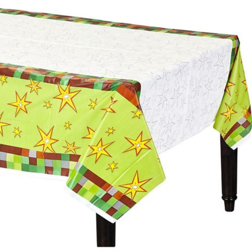 Pixelated Table Cover