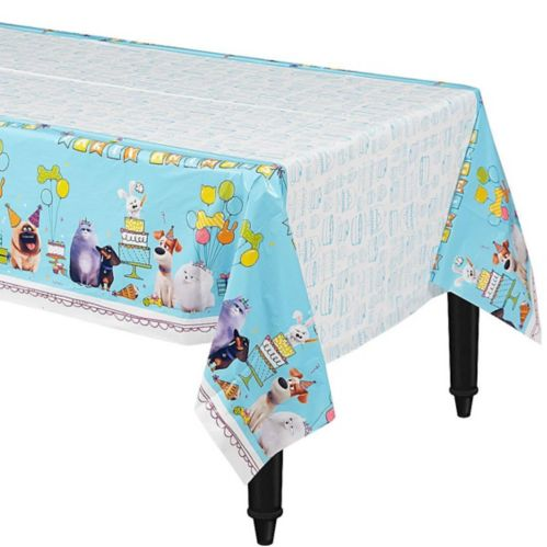 Secret Life of Pets 2 Table Cover