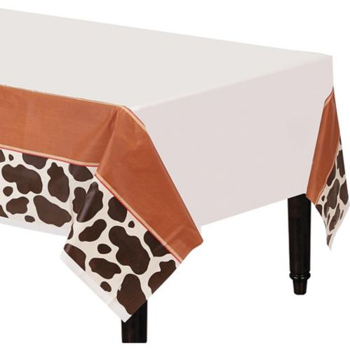 Yeehaw Western Table Cover