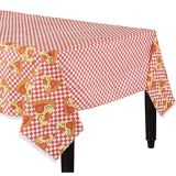Pizza Party Table Cover