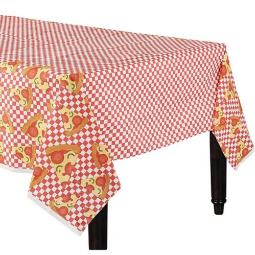Pizza Party Table Cover Product image