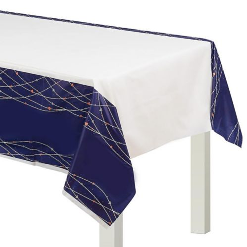 Nappe en plastique Navy Love