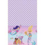 Barbie Mermaid Table Cover | Mattelnull