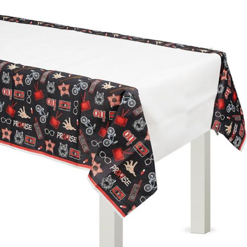 Stranger Things Paper Table Cover Product image