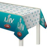 Super Bowl Table Cover | Amscannull