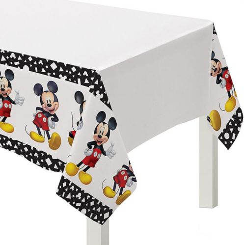 Mickey Mouse Forever Table Cover