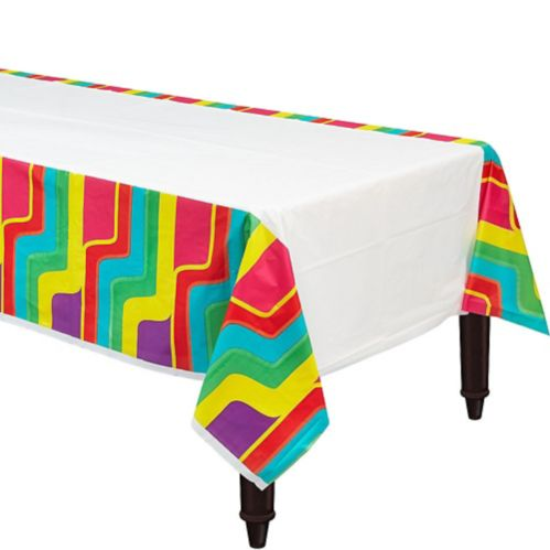 Good Vibes '70s Table Cover Product image