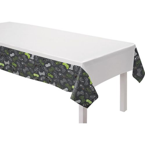 Level Up Paper Table Cover