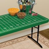 Fitted Football Field Table Cover | Amscannull