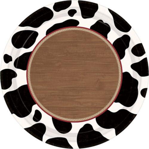 Yeehaw Western Dinner Plates, 8-pk Product image