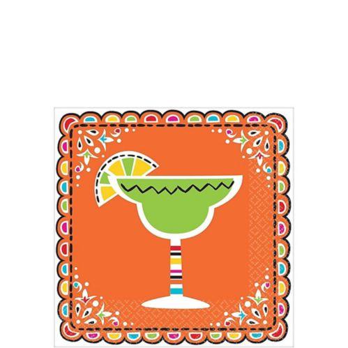 Fiesta Beverage Napkins, 36-pk