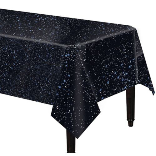 Space Blast Table Cover