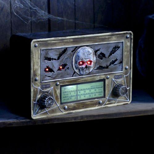 Radio hantée