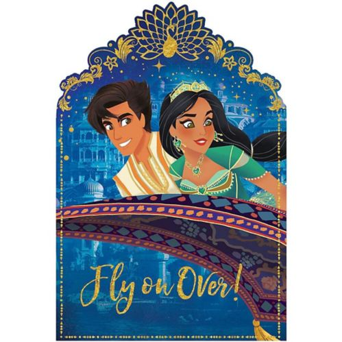 Aladdin Invitations, 8-pk