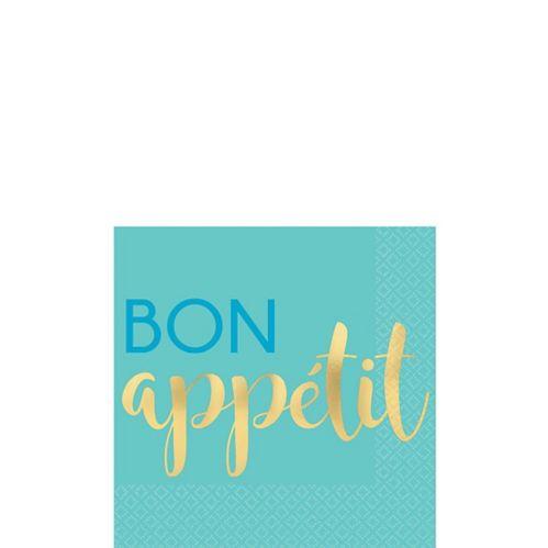 Serviettes à boisson Bon Appetit, paq. 16
