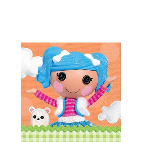 Serviettes de table Lalaloopsy