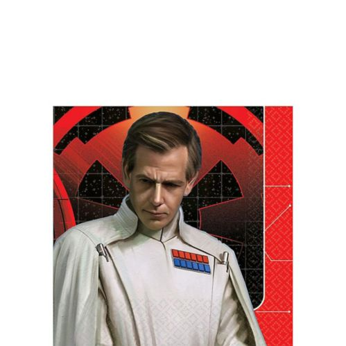 Star Wars: Rogue One Beverage Napkins, 16-pk