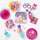 JoJo Siwa Beverage Napkins, 16-pk | Nickelodeonnull