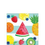 Hello Summer Beverage Napkins, 16-pk