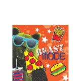 Epic Party Beverage Napkins, 16-pk | Amscannull