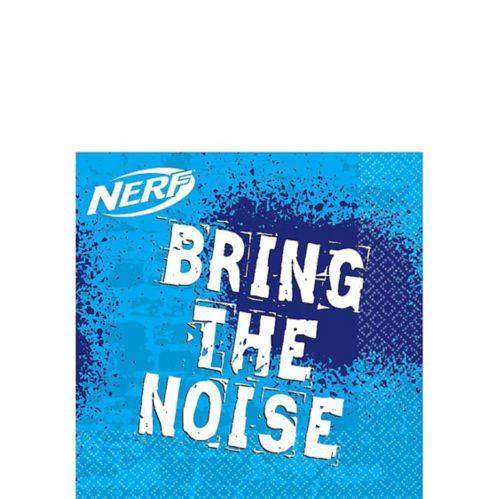 Serviettes à boisson Nerf, paq. 16
