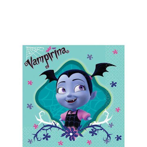 Vampirina Beverage Napkins, 16-pk