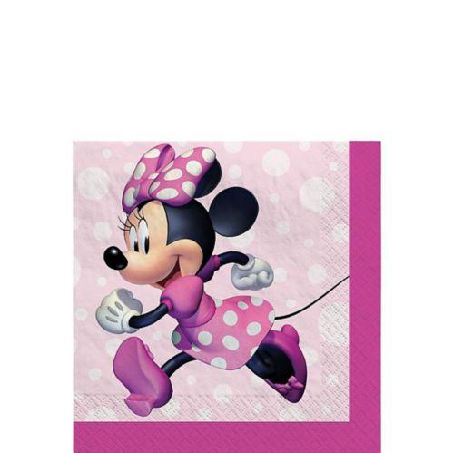 Serviettes à boissons Minnie Mouse Forever, paq. 16