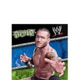 WWE 2-Ply Beverage Napkins, 16-pk
