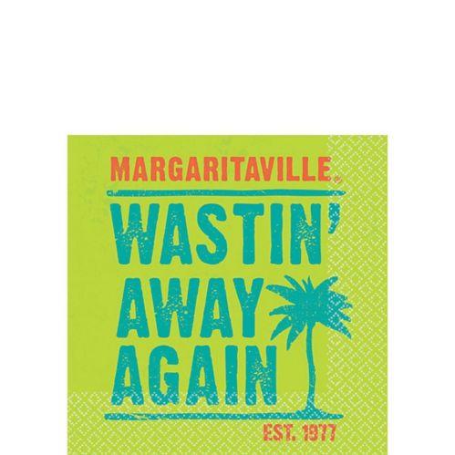 Serviettes à boissons Margaritaville, paq. 16 Image de l'article