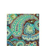 Cool Paisley Beverage Napkins