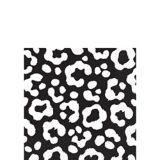 Cheetah Print Beverage Napkins