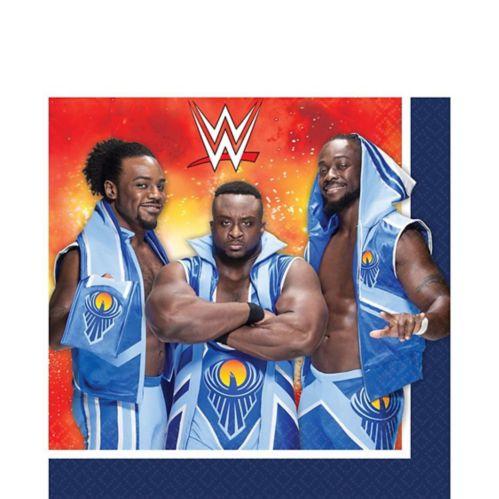 Serviettes de table WWE, paq. 16 Image de l'article