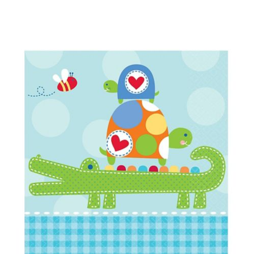 Ahoy Lunch Napkins, 16-pk
