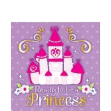 Sofia the First Lunch Napkins, 16-pk