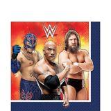 Party WWE Napkins, 16-pk | Amscannull