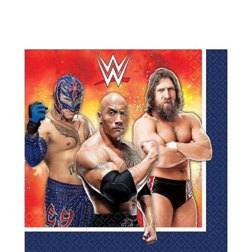 Party WWE Napkins, 16-pk Product image