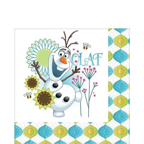 Frozen Fever Lunch Napkins, 16-pk Product image