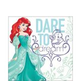 Little Mermaid Lunch Napkins, 16-pk