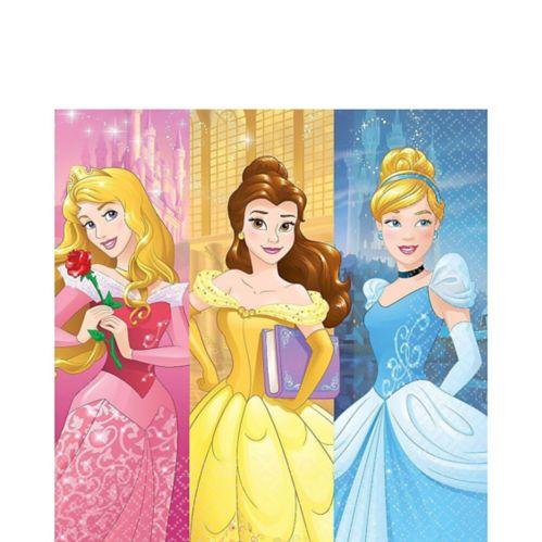 Disney Princess Lunch Napkins, 16-pk