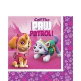Paw Patrol 2-Ply Lunch Napkins, 16-pk | Nickelodeonnull