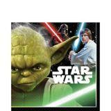 Star Wars Lunch Napkins, 16-pk | Lucasnull